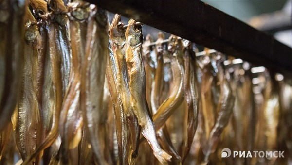 Tomsk fish factories increase capacities and study Kazakhstan market