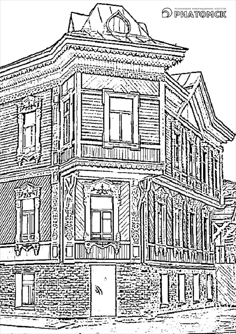 раскраска памятники архитектуры бесплатно обещают публиковать