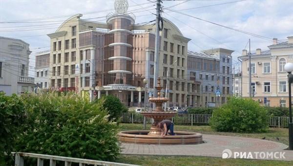 Ветер с порывами до 12 м/с ожидается в Томске в понедельник