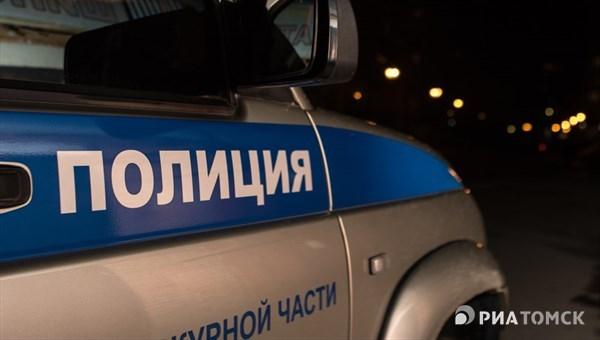 Неизвестные похитили деньги из офиса Сбербанка в Томске