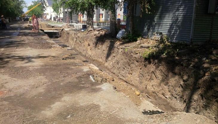 Кляйн потребовал навести порядок после проведения раскопок в Томске