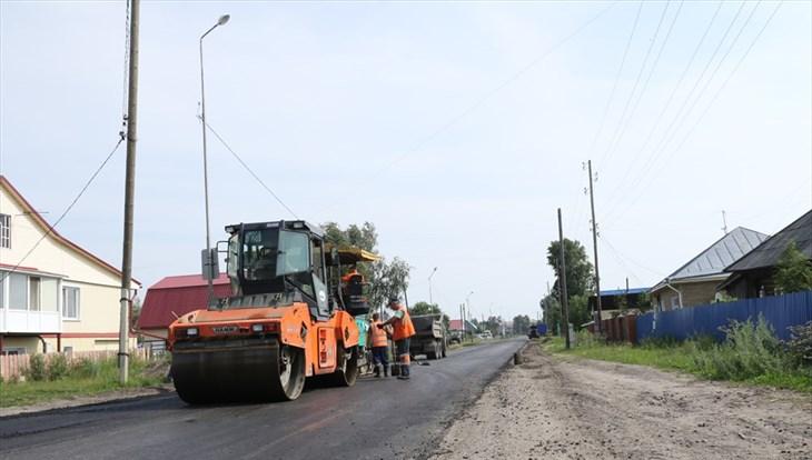 Программа ремонта томских муниципальных дорог продлится еще 5 лет