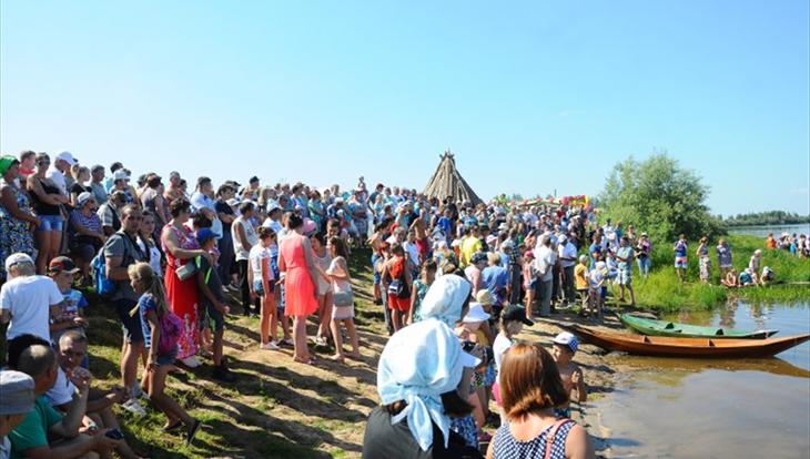 Гости томских Этюдов Севера увидят Очищение огнем и тропу охотника