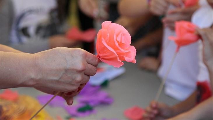Инвалиды смогут научиться делать оригами и икебану на фестивале в ТГУ