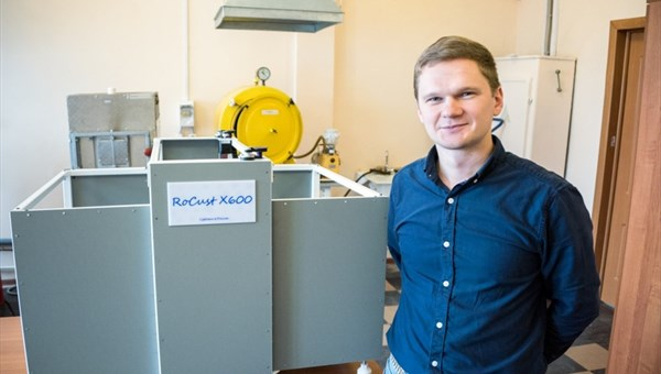 Специалисты из Томска собрали первый в РФ 3D-принтер для печати керамики