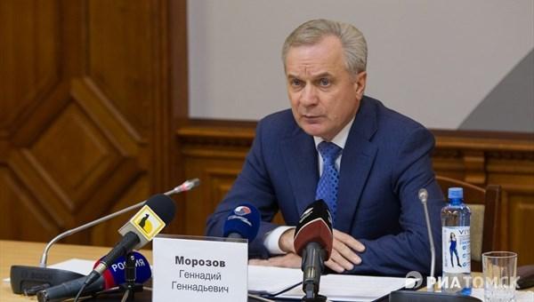 Руководитель УФНС по Томской области Геннадий Морозов рассказал на пресс-конференции об особенностях текущей кампании по имущественным налогам