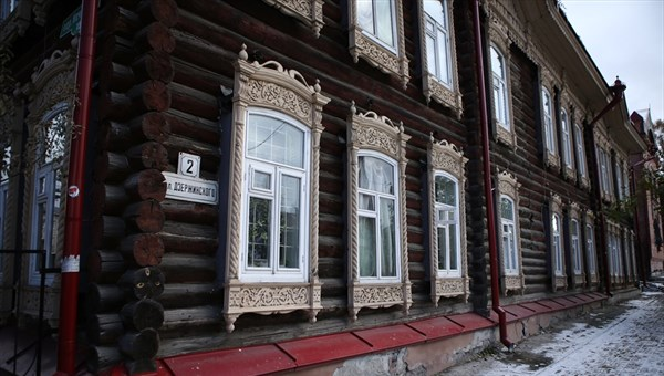 Санитарная милиция проверит наличие адресных табличек на домах Томска