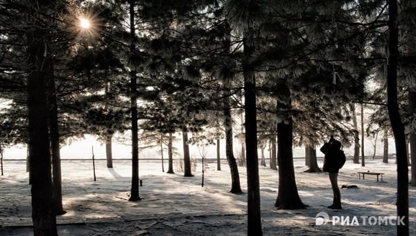 Синоптики рассказали, когда в Томской области потеплеет до минус 10