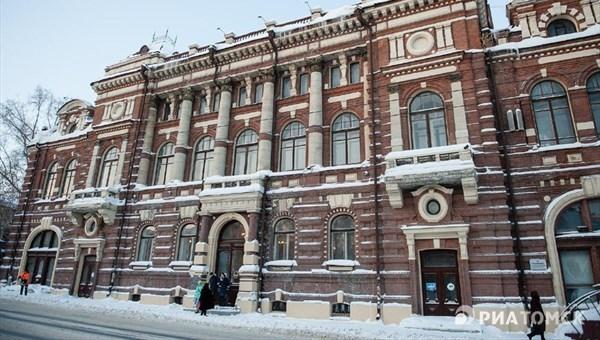 Полная реконструкция исторического здания Дома офицеров в Томске оценивается в 850 млн рублей