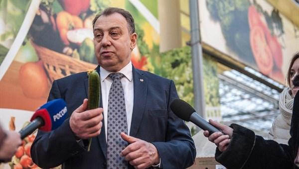 Томские власти предложат сетям продавать больше местных овощей