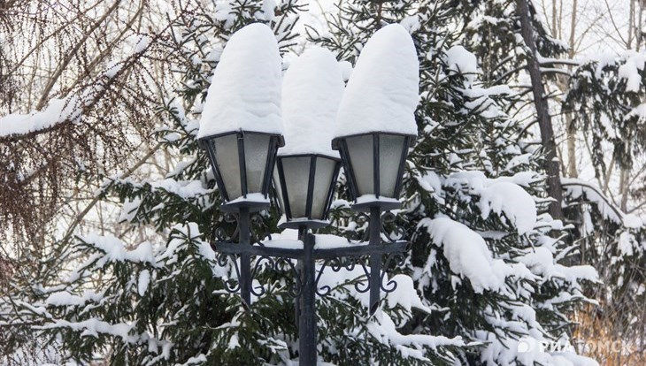 Декабрь в Томской области будет снежным, морозов не ожидается