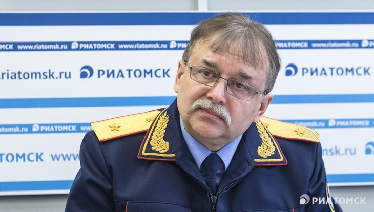 Глава томского управления СКР Литвиненко вышел на пенсию, врио назначен Сергей Лабуткин