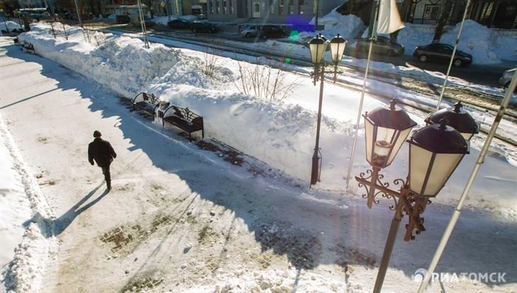 Ветер с порывами до 16 м/с ожидается во вторник в Томске