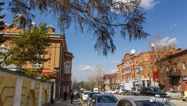 Понедельник в Томске будет теплым, но возможен небольшой дождь