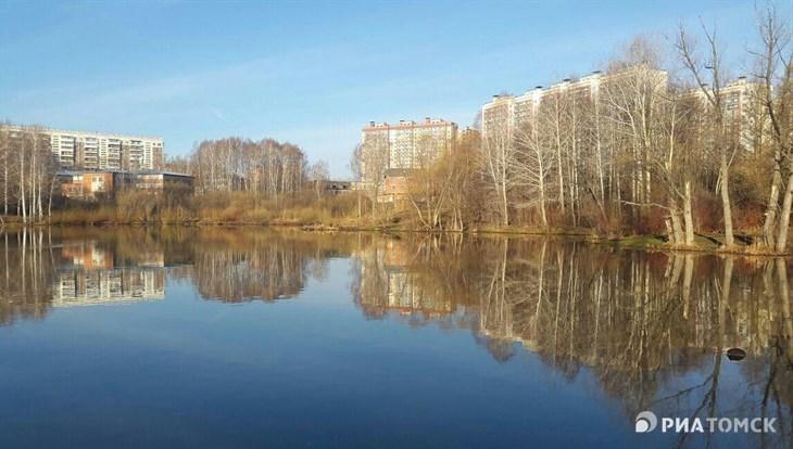 Прохладная и сухая погода сохранится в Томске в воскресенье