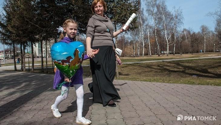 Синоптики не обещают осадков во вторник в Томске