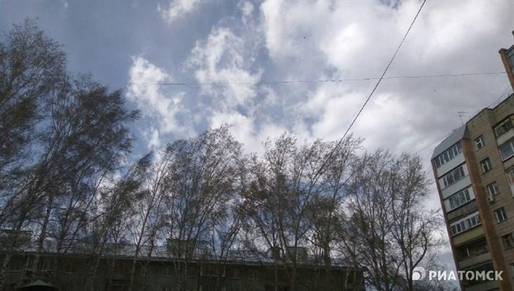 МЧС предупреждает томичей о приближающейся непогоде с ветром до 23 м/с