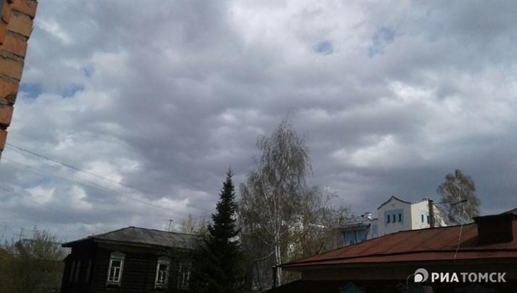 Порывистый ветер и небольшой дождь ожидаются в Томске в пятницу