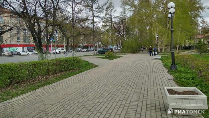 Среда в Томске ожидается теплой, вечером возможна гроза