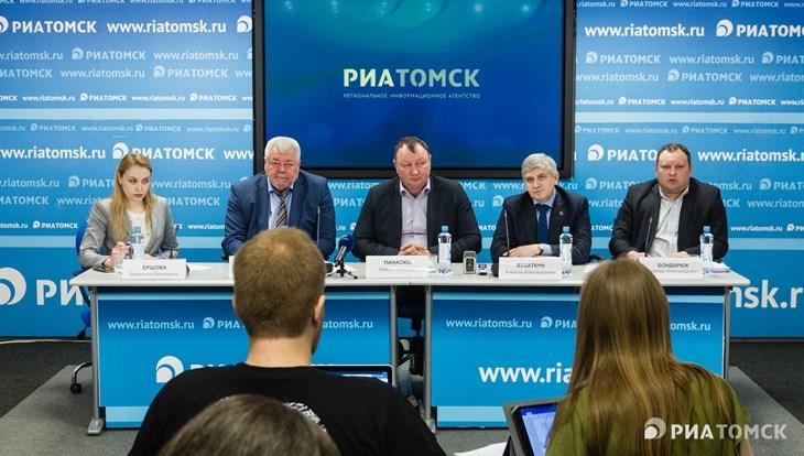 """""""ТомскРТС"""" в 2017 г вложит в ремонт теплосетей более 700 млн руб"""