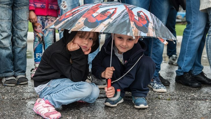 Дождливая и ветреная погода сохранится в Томске в пятницу