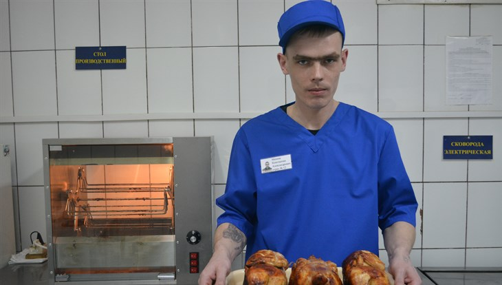 Печи для куриц-гриль появятся к концу года во всех томских колониях