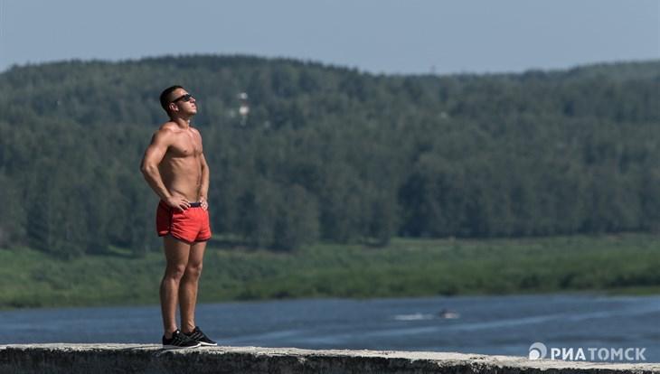 Синоптик: со среды в Томск и районы области придет 30-градусная жара