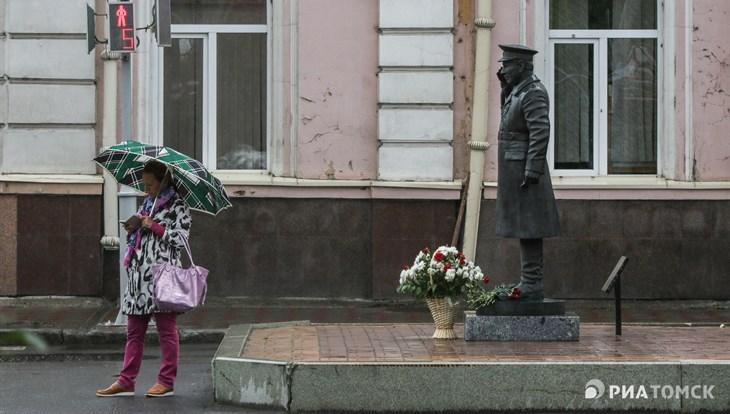 Синоптики ожидают в четверг в Томске дождь и грозу