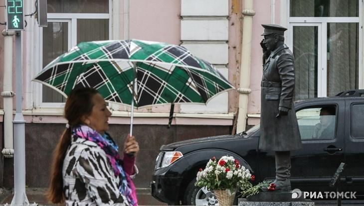 МЧС предупреждает о дожде и сильном ветре в Томской области во вторник