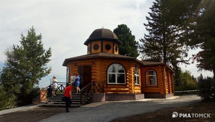 Construction of Tsesarevich Nicholas museum-house in Semiluzhki ended