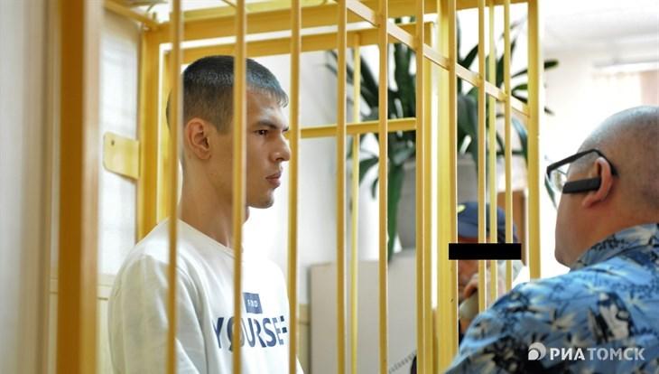 Медики признали обвиняемого в убийстве томской студентки вменяемым