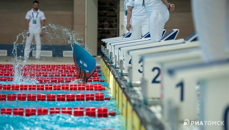 Tomsk will host the Russian Finswimming Championship in 2019