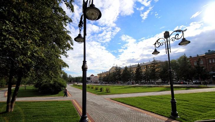 Жаркая погода вернется в Томскую область до конца недели