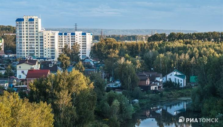 Загрязнение воздуха в Томске не превышает нормы