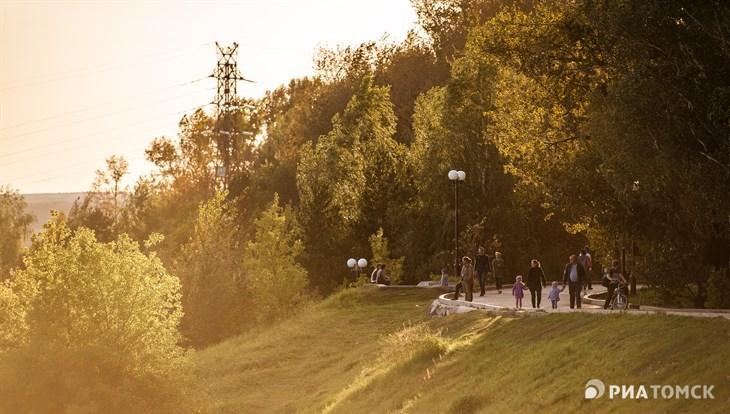 Потепление, возможно, придет в Томск в конце второй декады сентября