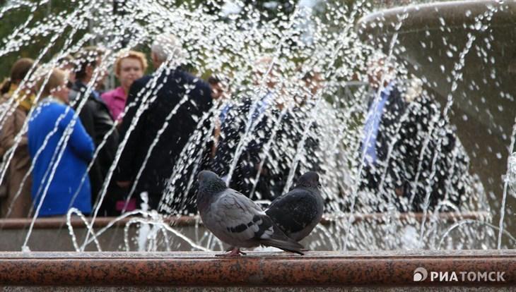 Содержание шести томских фонтанов обойдется в 2,8 млн руб в 2018г