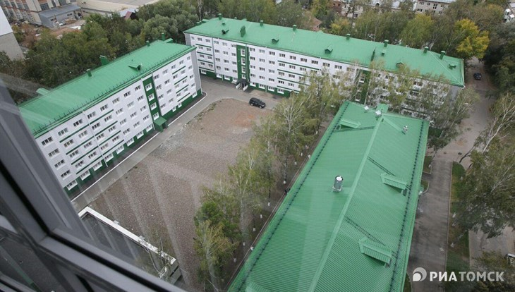Tomsk universities design a common infrastructure system for students