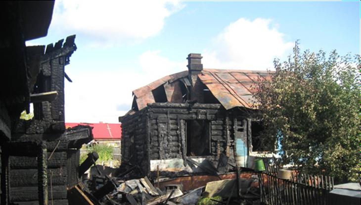 Томич, сжегший постройки ради металлолома, получил условный срок