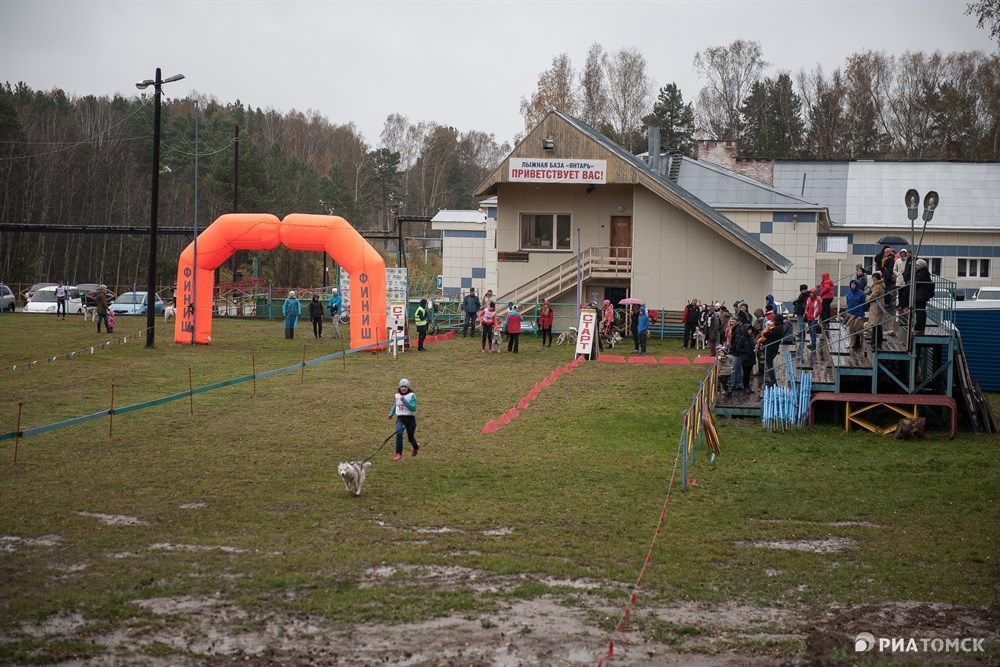 В дисциплине кани-кросс лучшее время показал спортсмен из Северска  Сергей Замятин, среди женщин в той же дисциплине – Татьяна Банных из Новосибирска.
