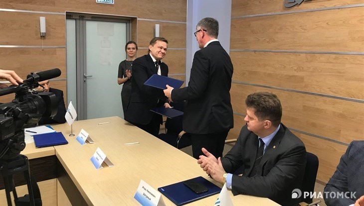 """Томские компании поставят """"Газпрому"""" системы связи на 1 млрд рублей"""