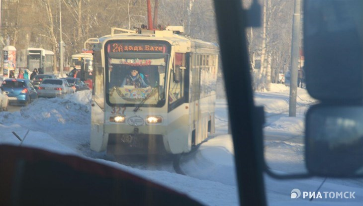 Транспорт в день выборов будет ходить в Томске по графику рабочих дней
