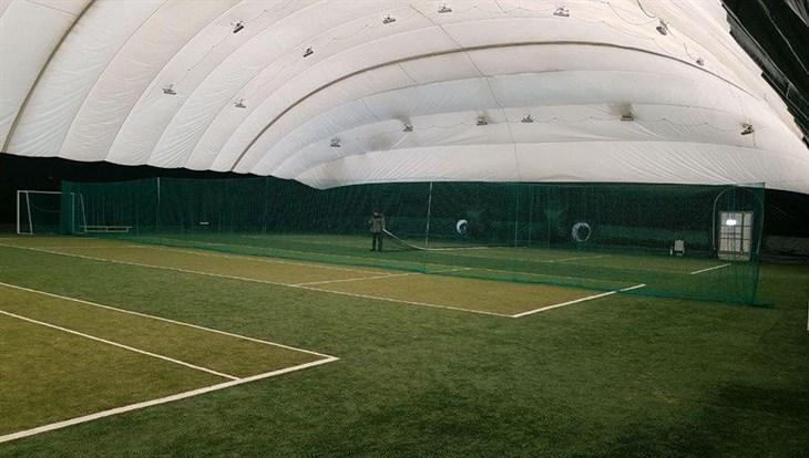 Теннисный корт и футбольная площадка открылись в томской ОЭЗ