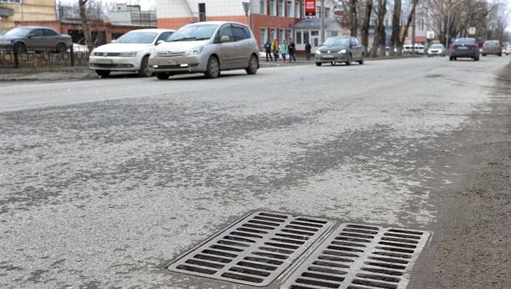 Мэр: 4 года назад в Томске не было дорог в нормативном состоянии