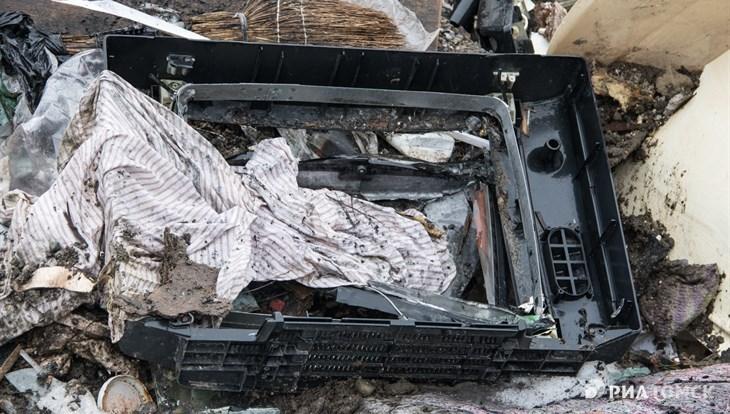 Специалисты расчистили две крупные свалки в Ленинском районе Томска
