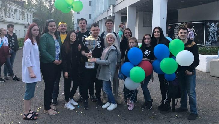 Студенты ИПМКН ТГУ получили Кубок Императорского университета