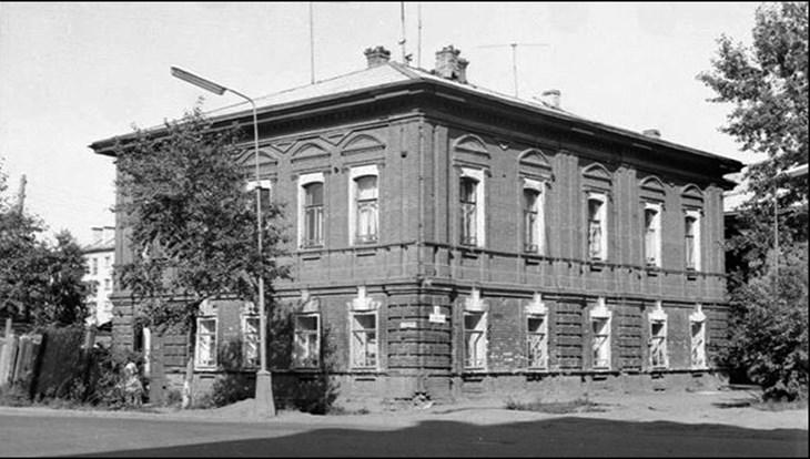 Дом на ул. Гагарина в центре Томска частично обрушился во вторник
