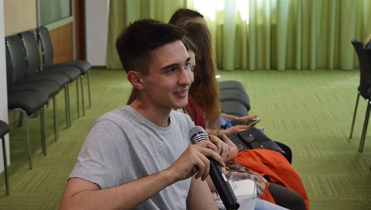 IT-компании Томска ведут работу по привлечению школьников в свою сферу