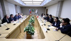 Zhvachkin asked the PRC ambassador to solve problems with RusKitInvest
