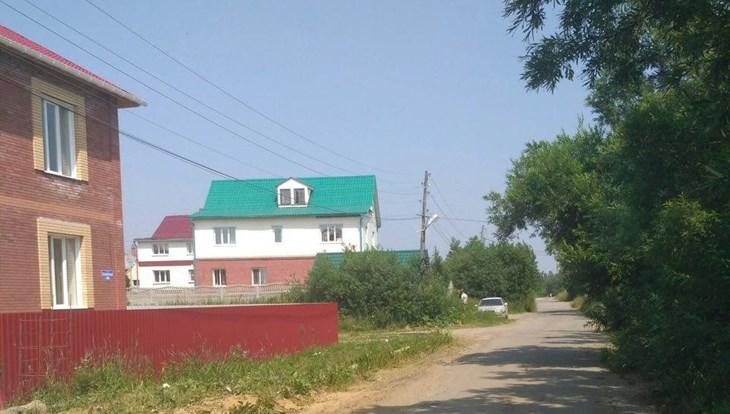 томский поселок больше двух недель живет без воды