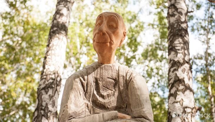 Томичи стали лучшими скульпторами Праздника топора